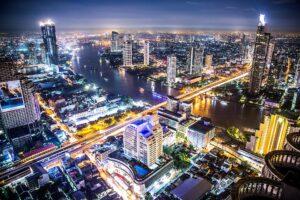 film locations in Thailand